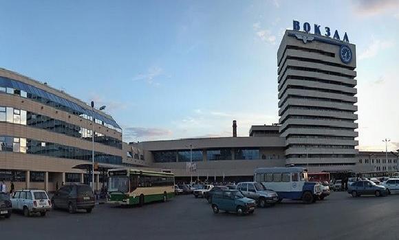 ЖД Вокзал ЖД вокзал Ростов-Главный